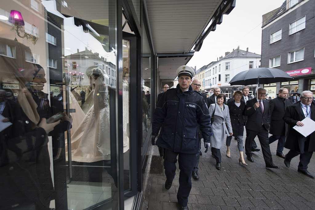 Bundespräsident Steinmeier besucht NRW